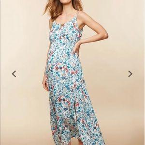 Motherhood Maternity Dresses - Motherhood floral print maxi dress size small S